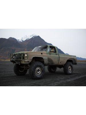 Dirt Every Day Alaska Alabama Army Truck ORD Parts List