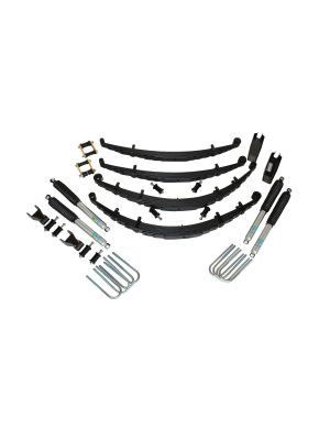 2 Inch Custom Spring System 67-72 Chevy/GMC Trucks and SUVs