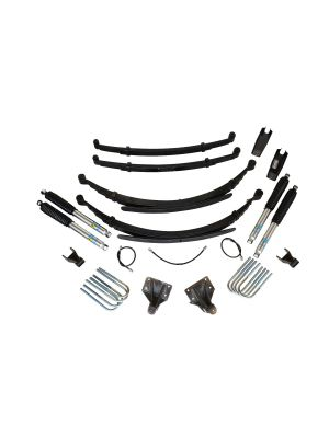 73-87 (91) Square Body Chevy K30 12 inch Standard Lift System