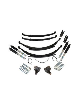 73-87 (91) Square Body Chevy K30 6 Inch Standard Lift System
