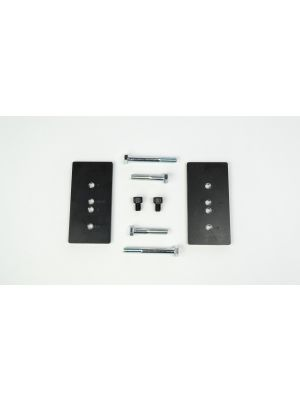 Axle Offset Plates, 2-1/2