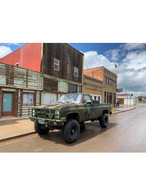 '73-87 (91) Square Body Chevy K30 6