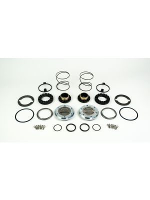 D60 30spl HARDCORE LOCKING HUB SET, '75-93 DODGE, '77-91 GM, '78-97 FORD