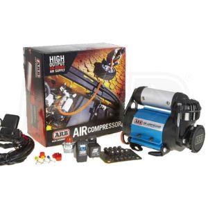 ARB compressor high performance single piston
