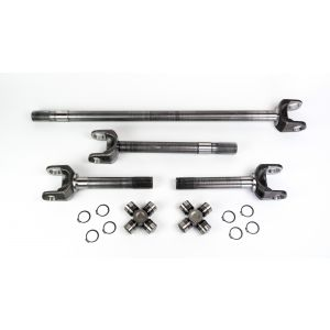 Yukon GM D60 35 Spline Axle Kit, 4340 Chromoly, with Spicer 806 U-Joints