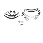 5 Inch Custom Spring System 73-87(91) K30 V3500 with GM Dana 60 With Push Pull Steering