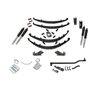 5 Inch Custom Spring System 73-87(91) K5, K10, K20, and Suburban with 8 lug axles With Crossover Steering