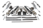 Squarebody and 67-72 Front Fox Coilover Kit With Bypass Shocks