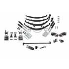 6 Inch Custom Spring System Lift GMT 400 SAS FORD D60 47 Inch Springs