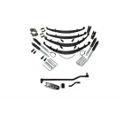 3 Inch Custom Spring System 73-87(91) K30 V3500 with GM Dana 60 With Crossover Steering