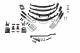 4 Inch Custom Spring System Lift GMT 400 SAS GM D44 10Bolt 52 Inch Springs