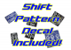Triple Stick Shifter for NP203/NP205 Doubler, Ford Transmissions