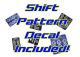 Dodge NP205 Twin Stick Shifter