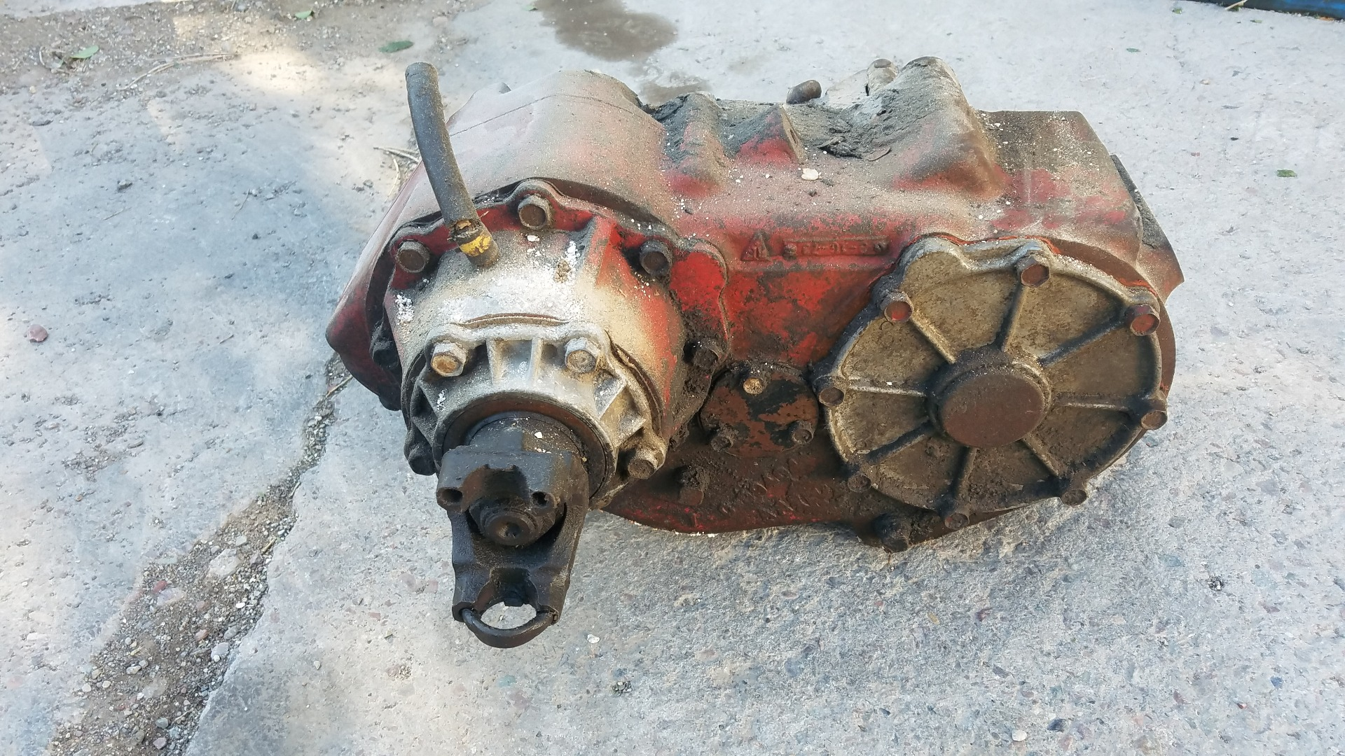 Np208 208 Transfer Case For Sale